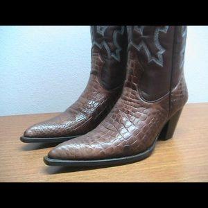 EUC Women's Lane Cowboy Boots Size 9.5